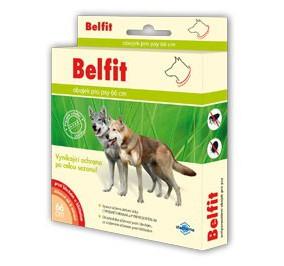 Antiparazitní obojek Belfit 66 cm